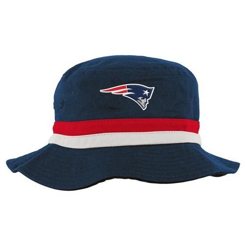 Toddler patriots bucket cap navy