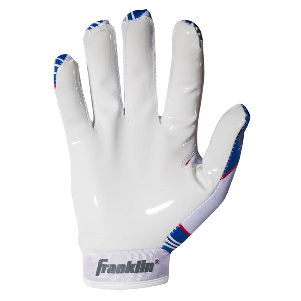 Youth Receiver Gloves (OSFM) - Patriots ProShop c41d0056b