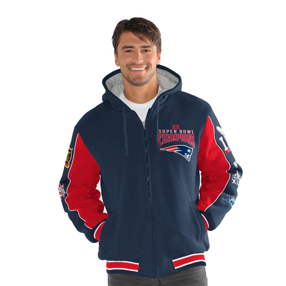 more photos 0afec 768f2 G-III 5X Champions Fleece Winter Jacket