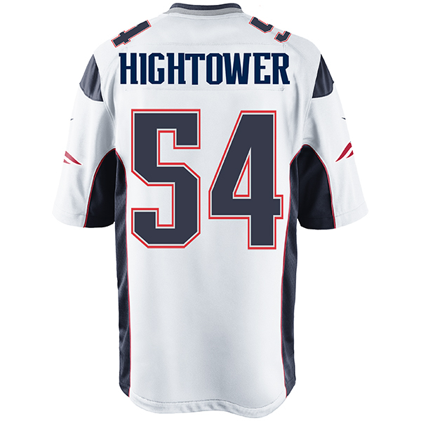 a9693747 Nike Dont'a Hightower #54 Game Jersey-White - Patriots ProShop