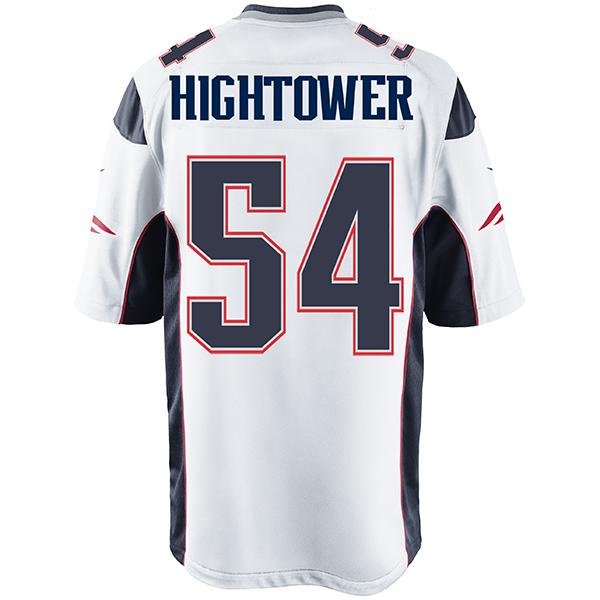 huge discount d97d6 7d3b2 Nike Dont'a Hightower #54 Game Jersey-White