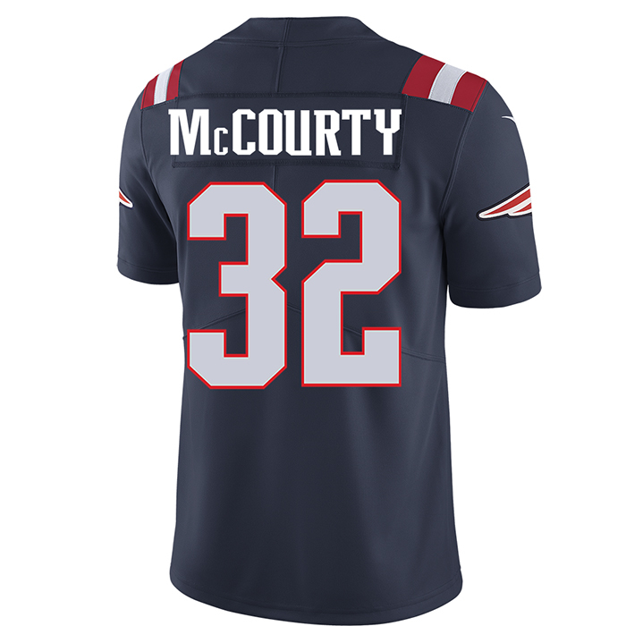 devin mccourty white jersey