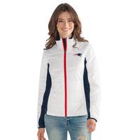 Ladies G-III Grand Slam Jacket-White
