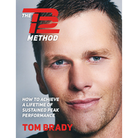 Tom Brady TB12 Method Book