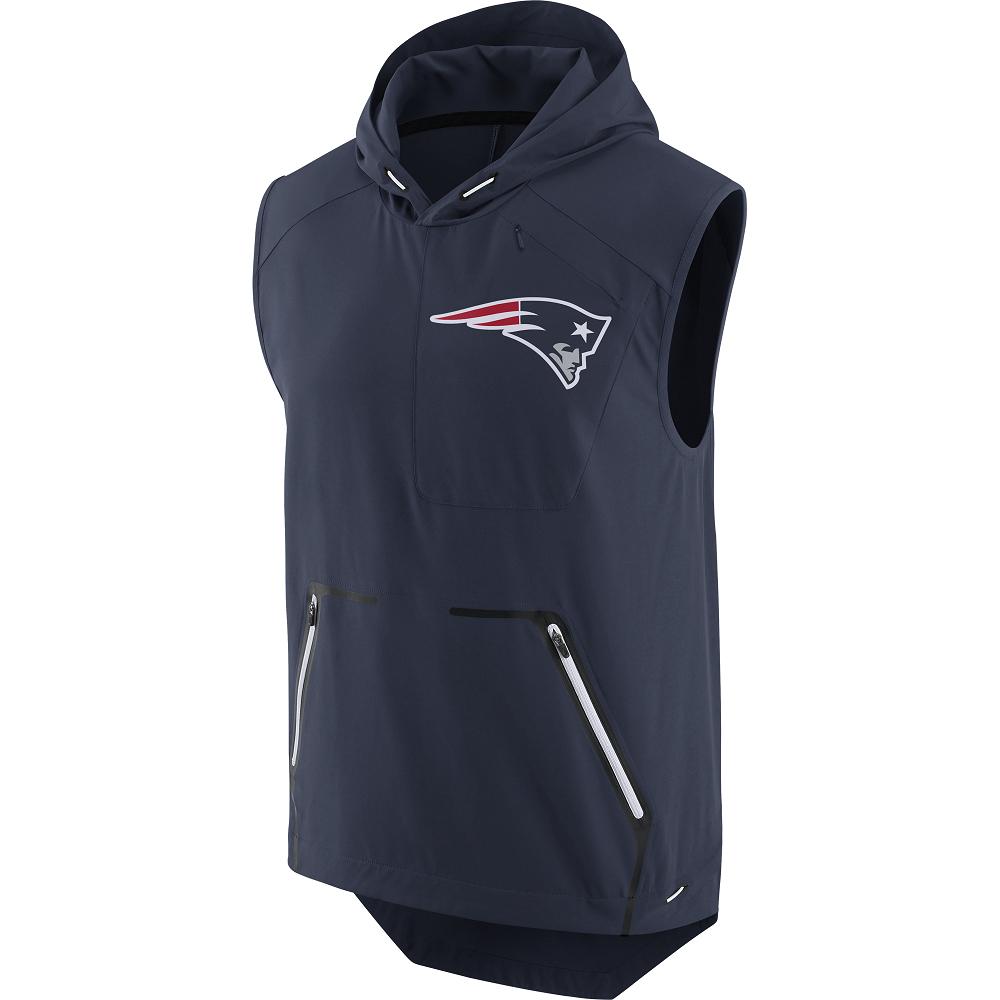 45227b8e5604 Nike Fly Rush Vest-Navy - Patriots ProShop