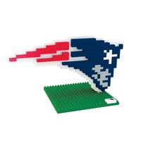 New England Patriots Logo BRXLZ