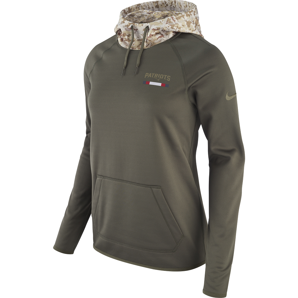 check out 1d10a a5837 Ladies Nike Salute To Service Therma Hood