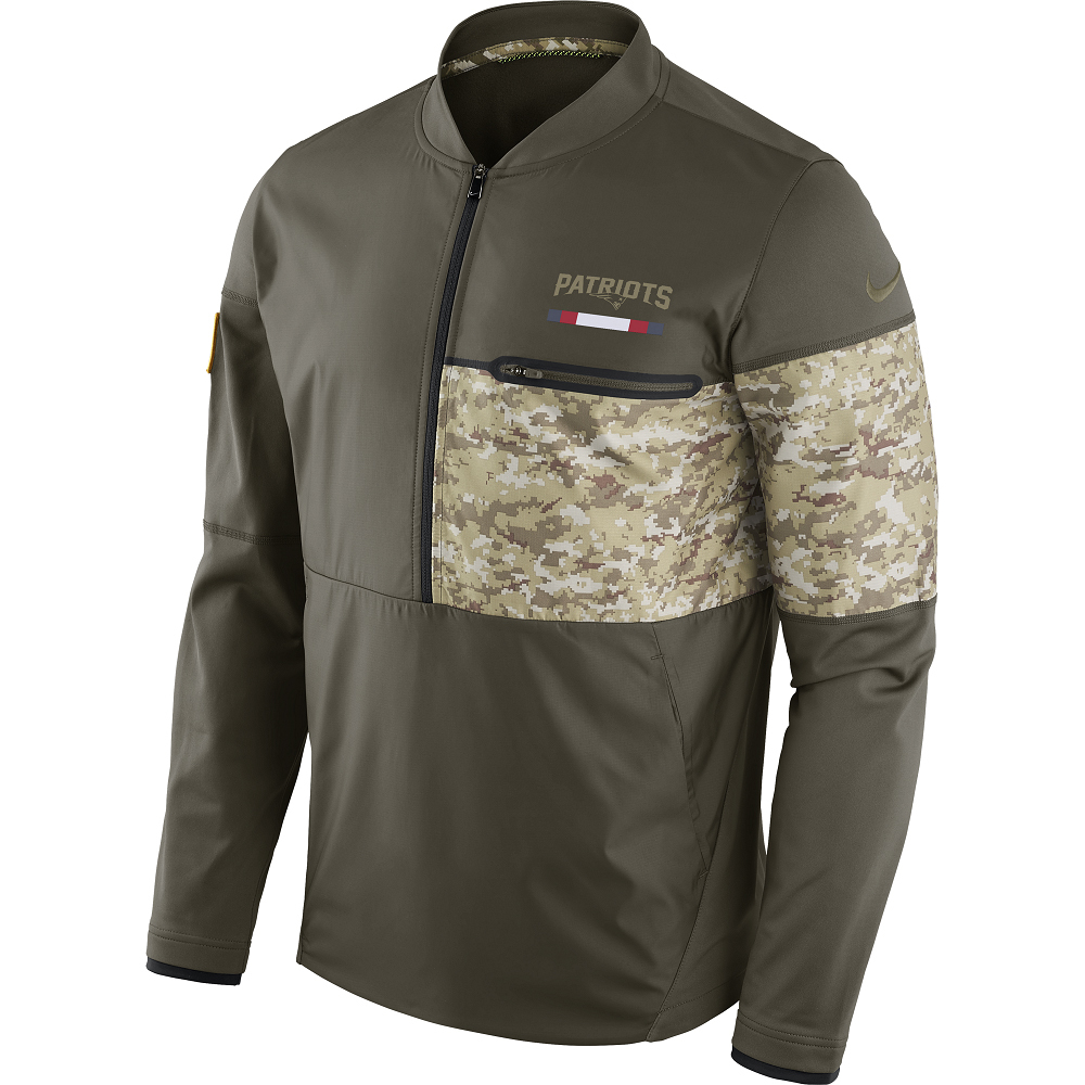 buy online 9c165 6451e Nike Salute To Service Hybrid Jacket