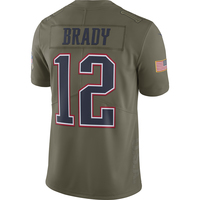 Youth Nike Tom Brady Salute To Service Jersey