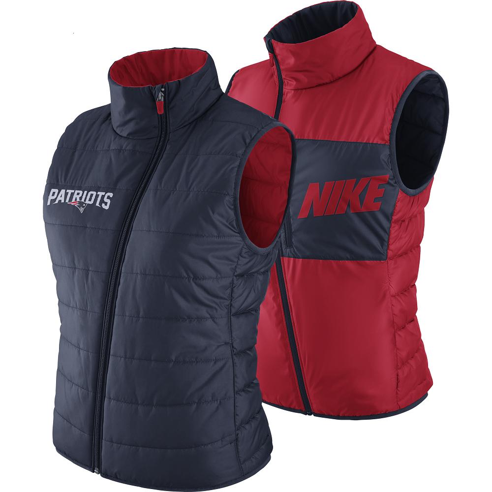 fcd301fd2d1b Ladies Nike Reversible Vest - Patriots ProShop