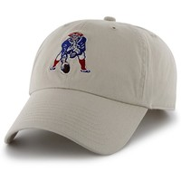 Throwback '47 Brand Clean Up Cap-Natural