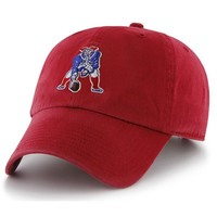 Throwback '47 Clean Up Cap-Red