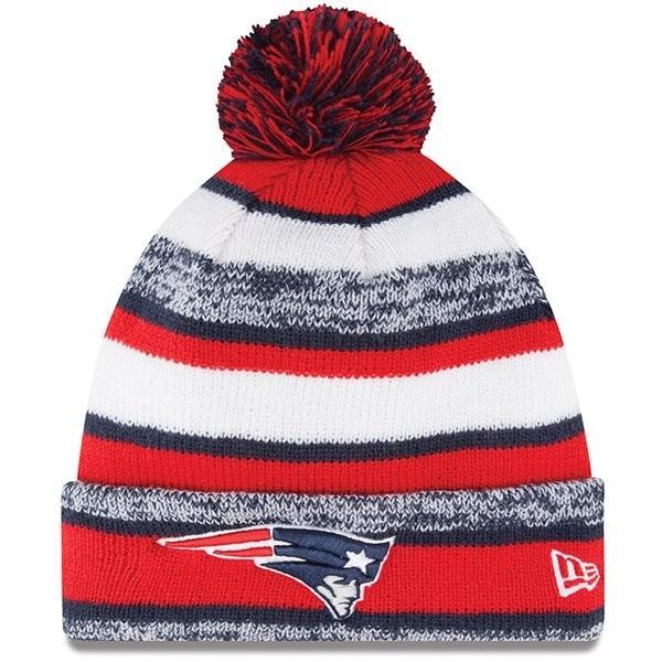 New Era 2014 On Field Knit Hat - Patriots ProShop 0f4244fc530