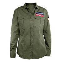 Ladies Military Shirt