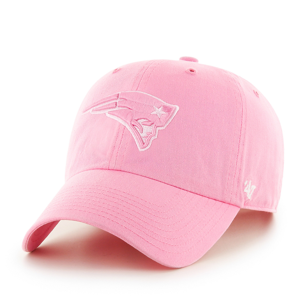 Ladies  47 Clean Up Cap-Pink - Patriots ProShop 7d006551005