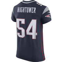 Nike Elite Dont'a Hightower #54 Jersey-Navy