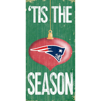 Logo 'Tis The Season Sign