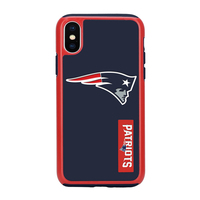 Patriot Dual Hybrid IPhone X Cover