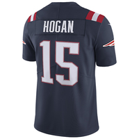 Nike #15 Chris Hogan Color Rush Limited Jersey-Navy
