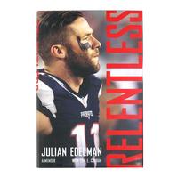 Relentless by Julian Edelman