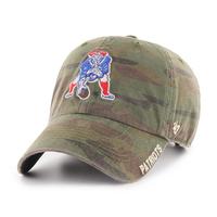 '47 Throwback Out Rigger Cap-Camo