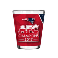 2017 AFC Champions Sublimated Shot Glass
