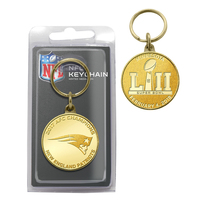 2017 AFC Champions Bronze Key Chain