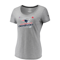 Ladies AFC Champions Locker Room Tee