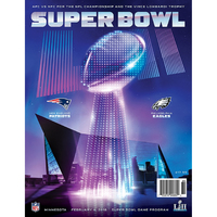 Super Bowl LII Game Program