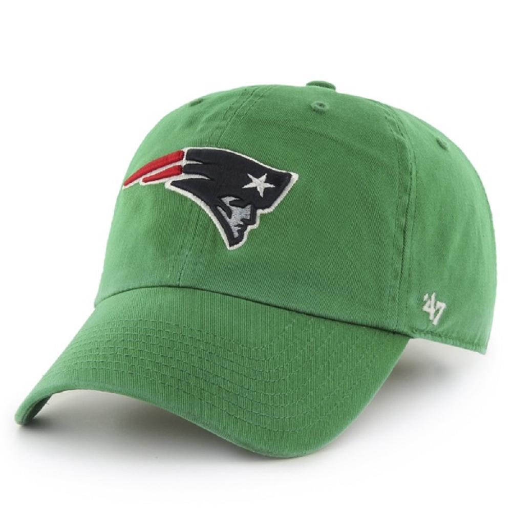 47 Clean Up Cap-Green - Patriots ProShop 25fbdf725
