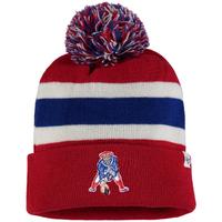 Patriots Throwback  47Breakaway Knit Hat 8740d605404