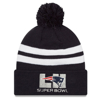 Super Bowl LII Logo Knit Hat