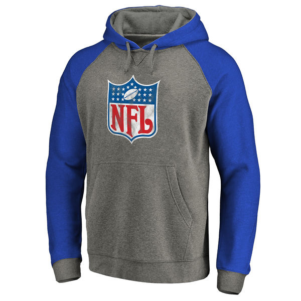 NFL Shield Raglan Hood