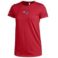 Ladies NFL Combine 60/40 Tee-Red