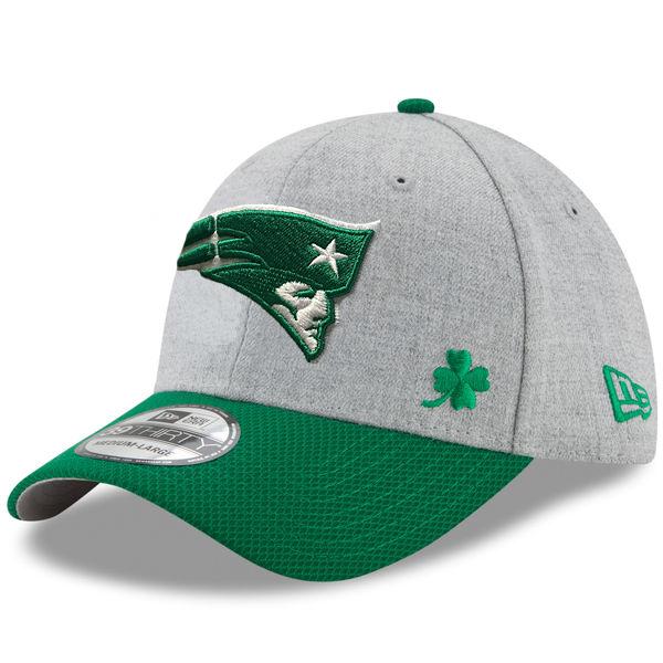 New Era St. Pats Change Up Redux 39Thirty Cap - Patriots ProShop b768143ee16