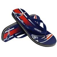 Patriots Big Logo Flip Flop