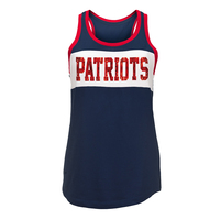 Junior Ladies Logo Retro Tank