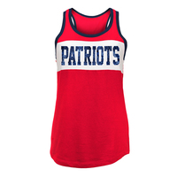 Junior Ladies Throwback Retro Tank