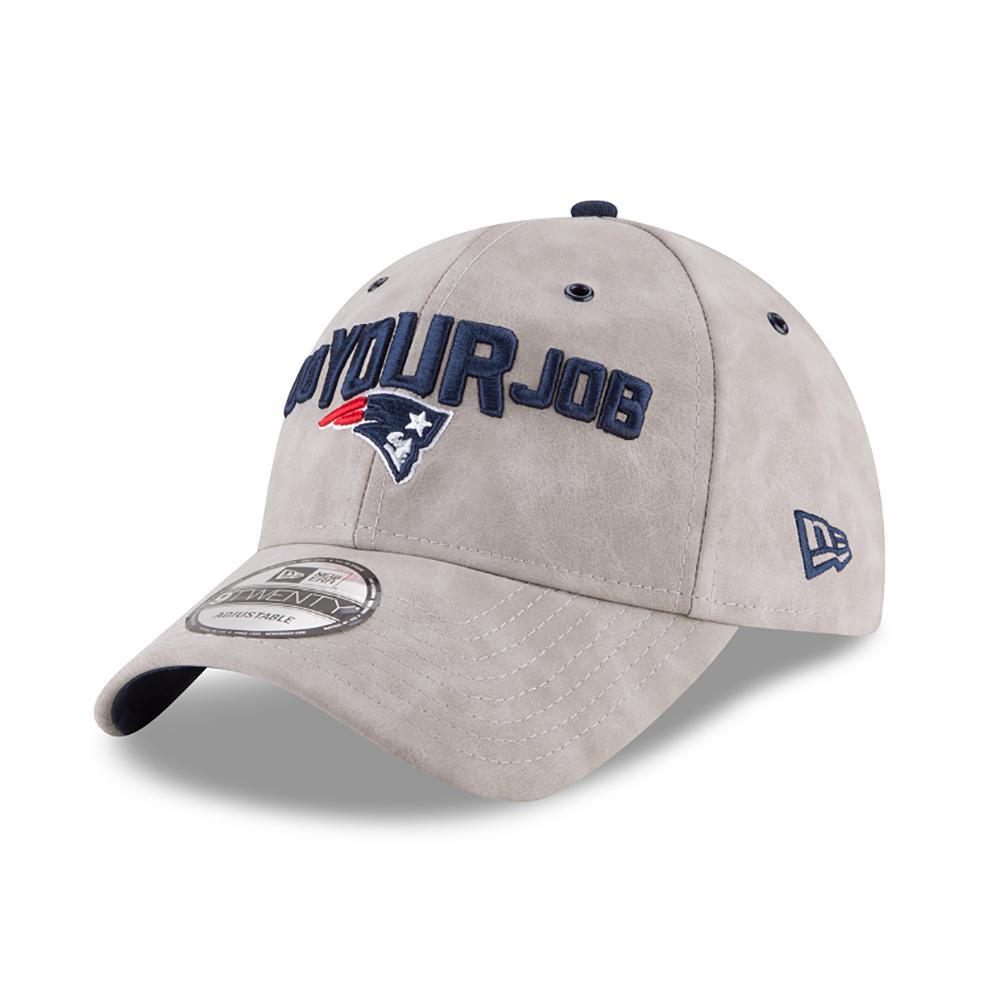 4fff427e153 New Era 2018 9Twenty Draft Cap - Patriots ProShop
