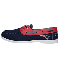 Mens Canvas Boat Shoe