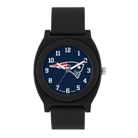 Logo Fan Watch-Black