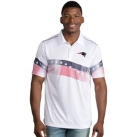 Antigua Patriot Polo-White