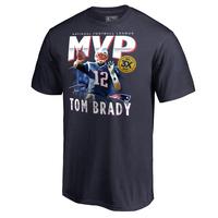 Tom Brady 3 Time MVP Tee