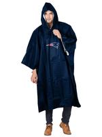 Patriots Deluxe Rain Poncho