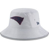 New Era 2018 Training Bucket Hat-Gray