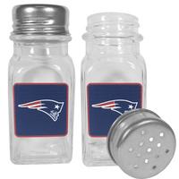 Salt and Pepper Logo Shakers