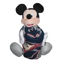 Mickey Mouse Hugger Pillow/Throw Set