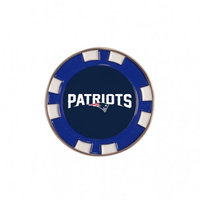 Logo Golf Poker Chip Marker