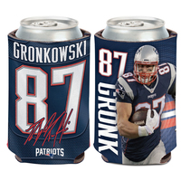 Rob Gronkowski Can Cooler