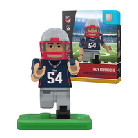 Bruschi Oyo Patriots Figure